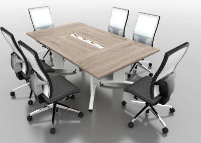 Salas de reunión y/o Juntas 6 puestos