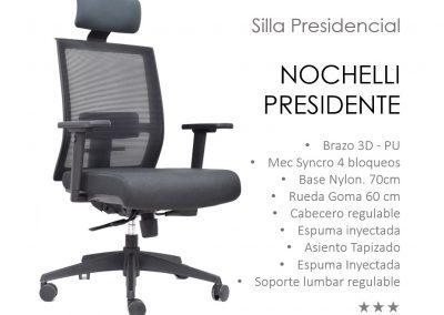 Silla para Oficina Presidencial
