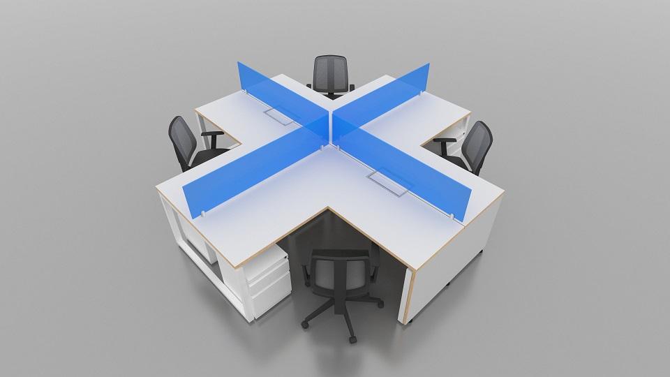 Diseno De Muebles Para Oficina.Muebles Para Oficina Bogota Mobin Escritorios Modernos Sillas